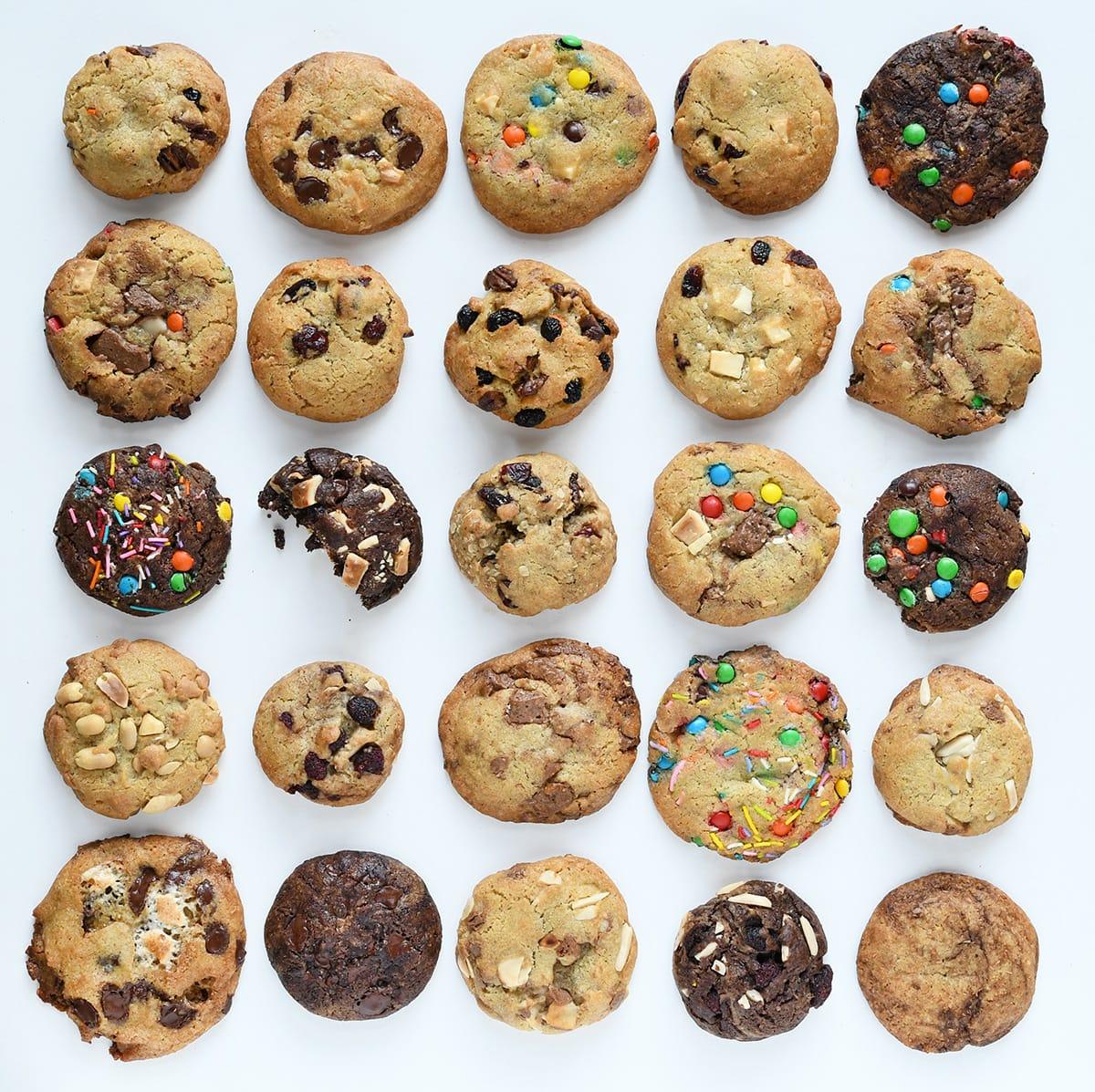 עוגיות משוגעות