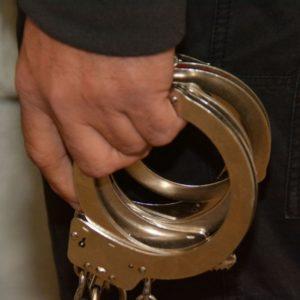 אזיקים קרדיט דוברות משטרת ישראל