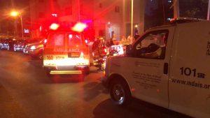 אמבולנס טיפול נמרץ מגן דוד אדום צילום תיעוד מבצעי מדא