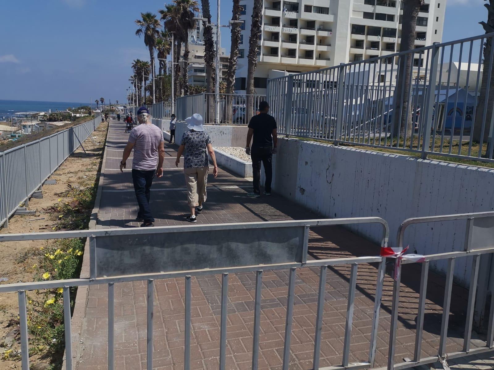 התאוורות בטוחה (2) צילום דוברות עיריית בת ים