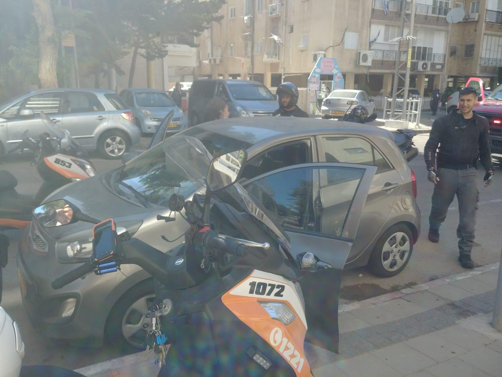 חילוץ רכב צילום דוברות איחוד הצלה