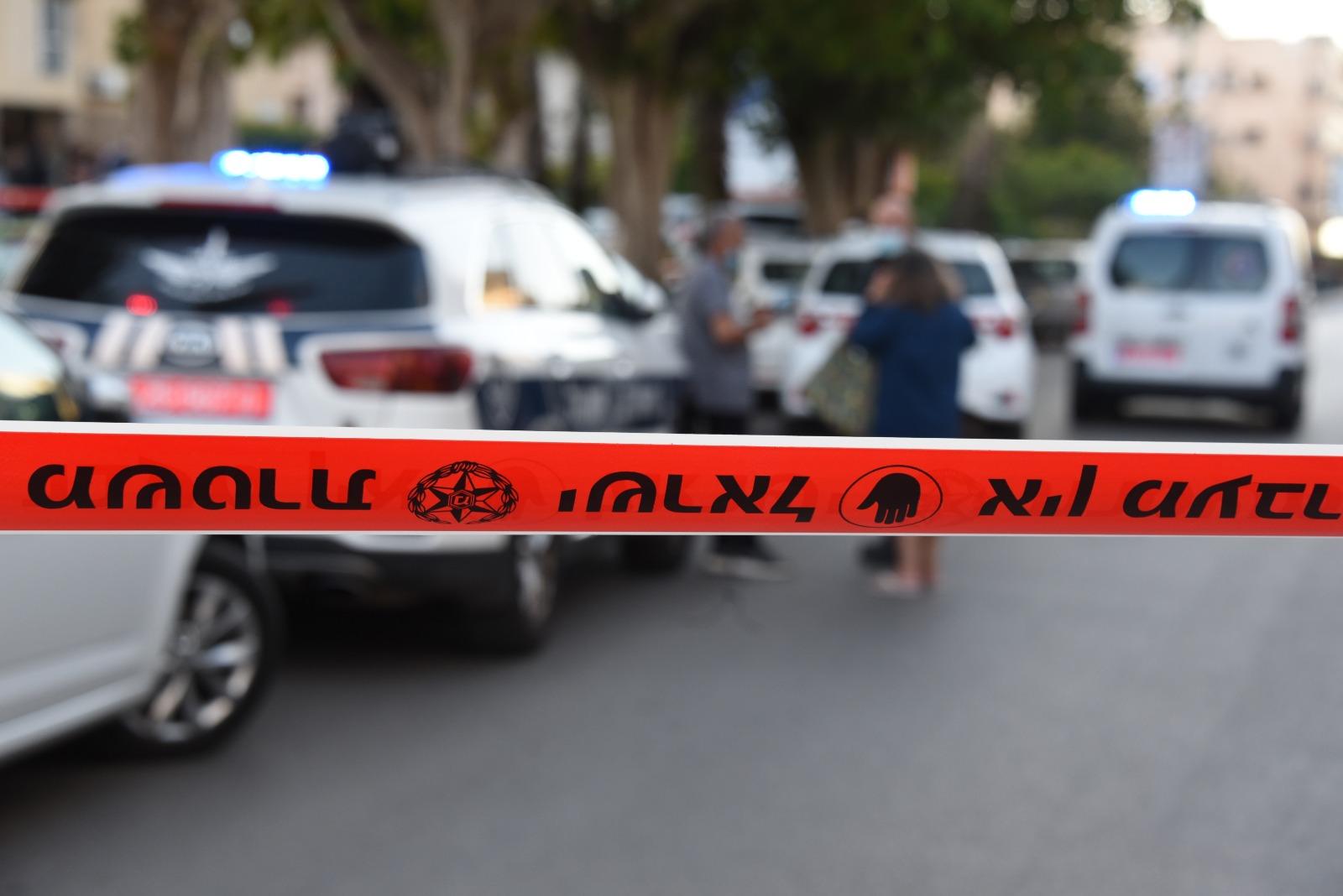 משטרה צילום דוברות משטרת ישראל