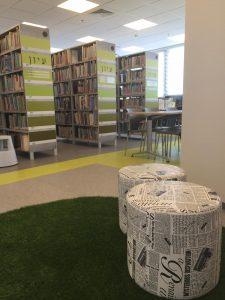 ספריה עירונית בן יהודה צילום עיריית חולון