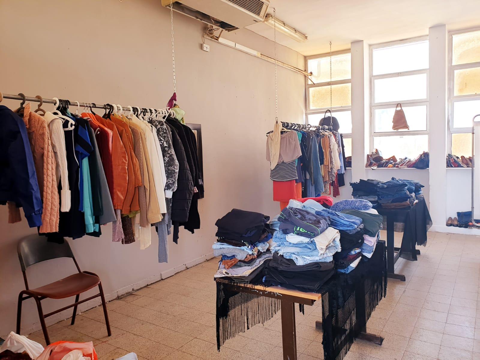 חנות יד שנייה. צילום: עיריית רחובות