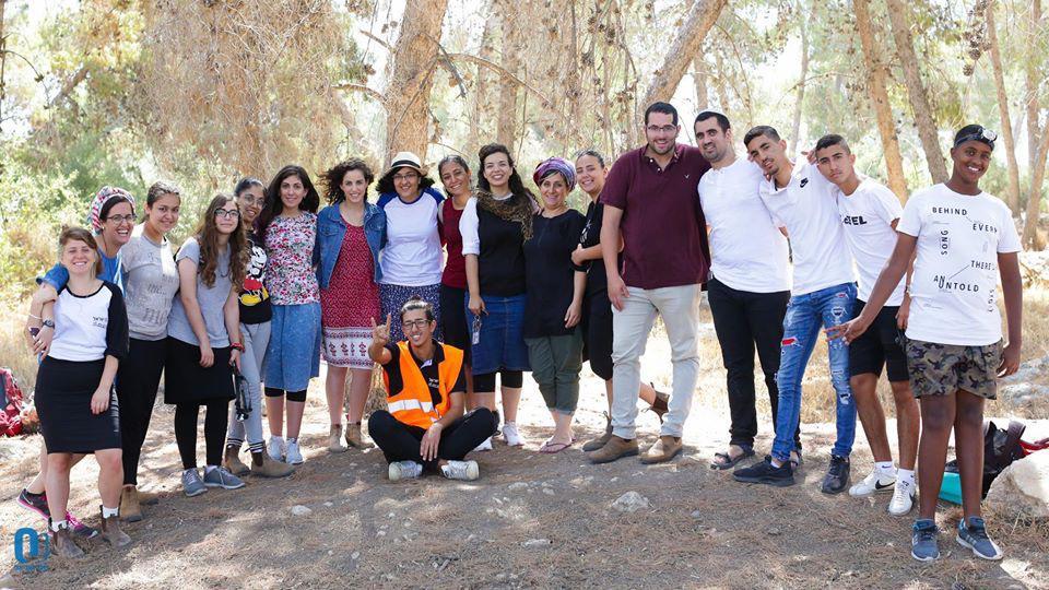 מרכזי הנוער1 מקום בלב צילום OU ישראל