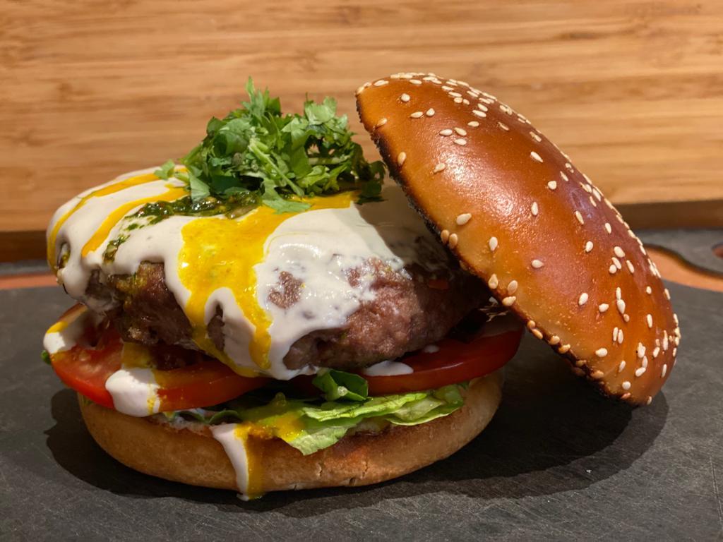 המבורגר ירושלמי