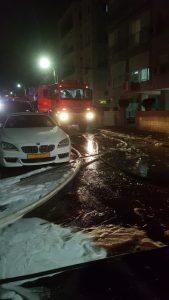שריפה צילום כבאות והצלה לישראל תחנה אזורית חולון בת ים1