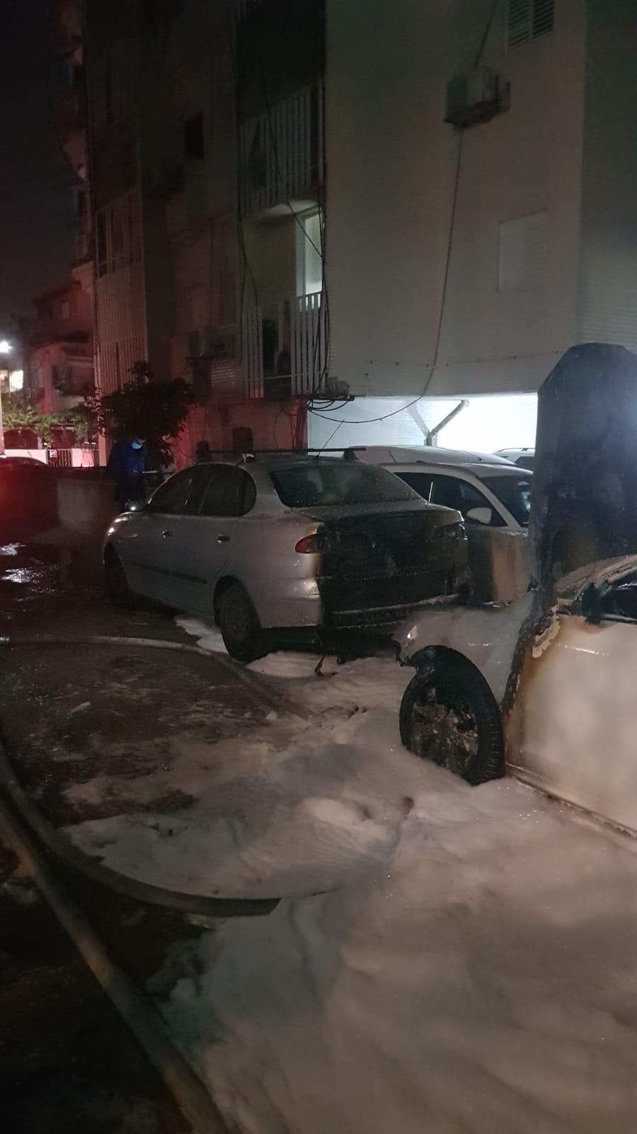 שריפה צילום כבאות והצלה לישראל תחנה אזורית חולון בת ים2