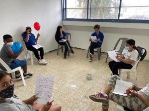 תנועות הנוער וארגוני הנוער בחולון שבו לפעילות בתקופת הקורונה. צילום-עיריית חולון (5)
