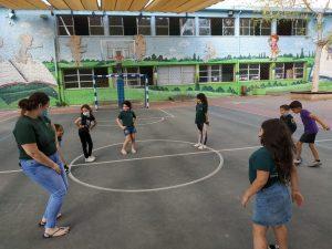 תנועות הנוער וארגוני הנוער בחולון שבו לפעילות בתקופת הקורונה. צילום-עיריית חולון (6)