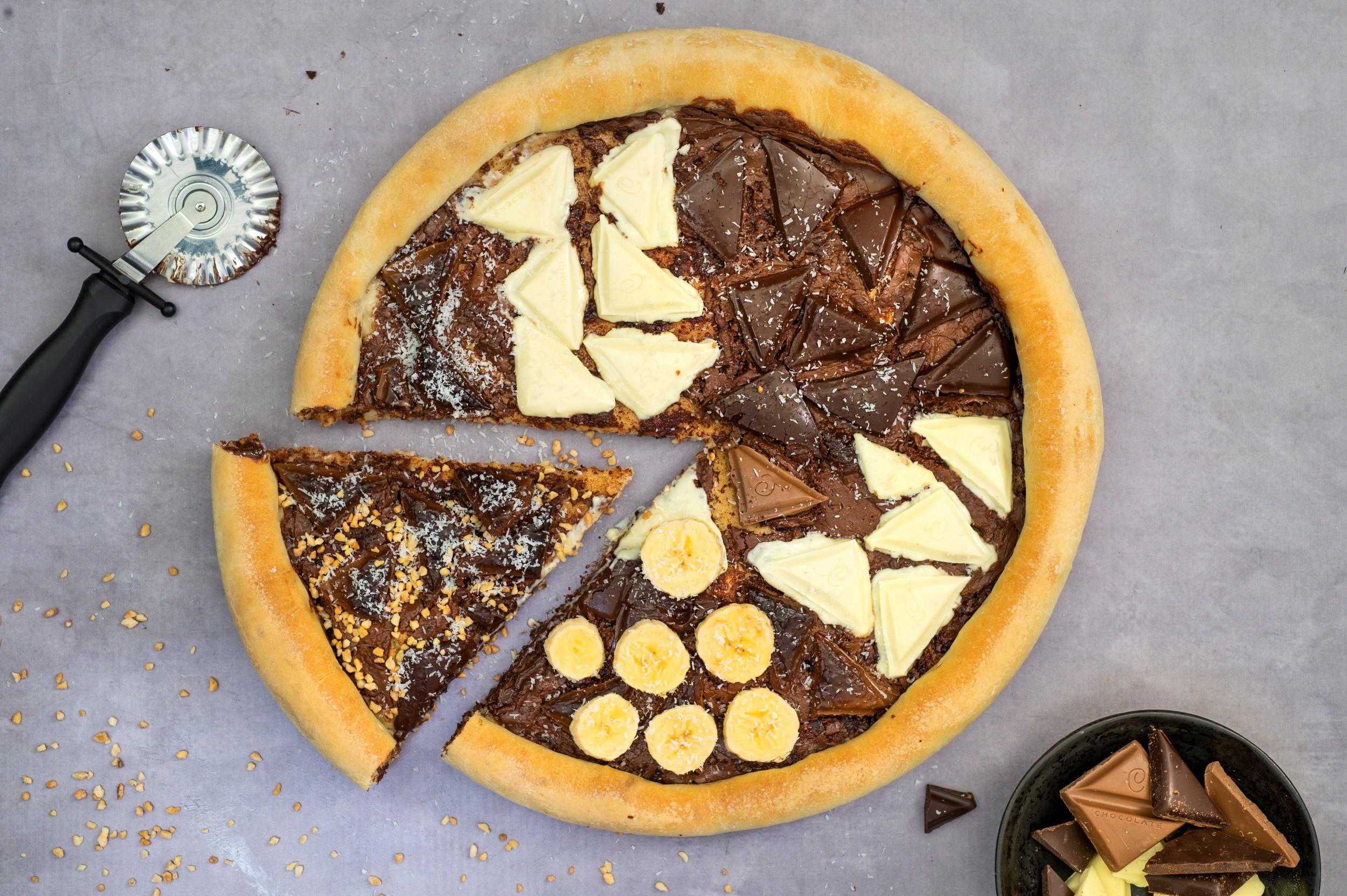 חברת כרמית חולקת מתכון פיצה שוקולד ב 3 צבעים צילום גלי איתן (1)