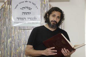 יעקב יקי כהן במרכז הרוחני באור יהודה (2)