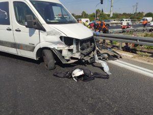 תאונה צומת תאונת דרכים צילום דוברות איחוד הצלה