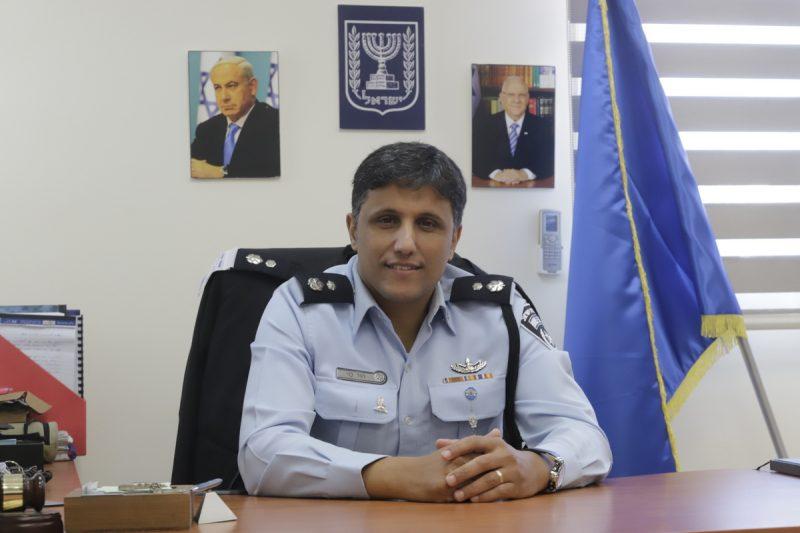 מפקד משטרה אונו