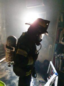 כבאי לוחם אש כיבוי שריפה צילום דוברות כבאות והצלה לישראל