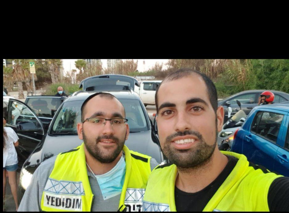 צילום 1ידידים סיוע בדרכים