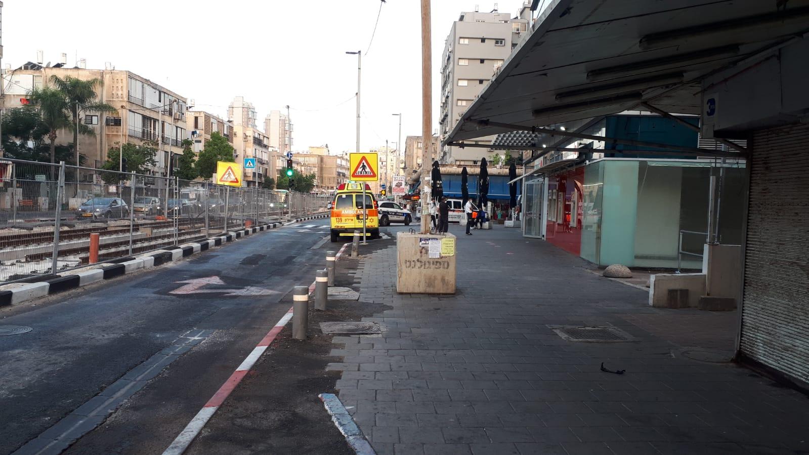 רחוב כביש תאונה אמבולנס צילום תיעוד מבצעי מדא