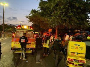 תאונה תאונת דרכים צילום ליאור פז תיעוד מבצעי מדא
