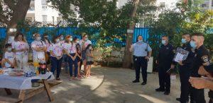 עמותת מעגל נשים וטנג'נט חולון1 צילום דוברות משטרת ישראל