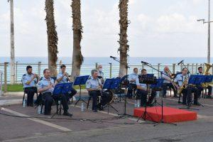 תזמורת המשטרה צילום דוברות משטרת ישראל