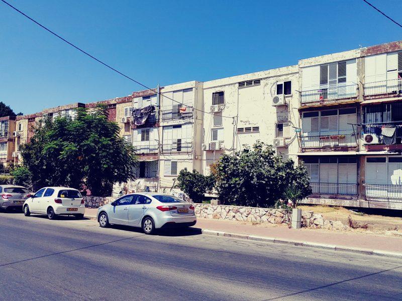 מתחם גבריאלוב בשכונת קריית משה. צילום: רונן דמארי