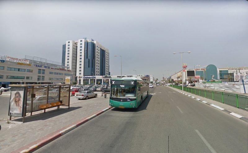 אוטובוס אגד. צילום: דוברות העירייה