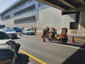 תאונת דרכים תאונה צילום דוברות איחוד הצלה