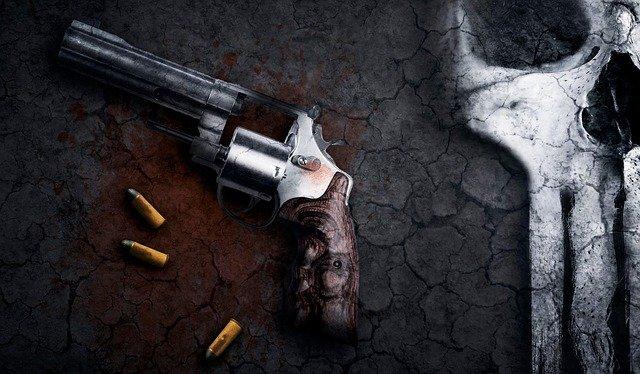 אקדח. צילום: pixabay