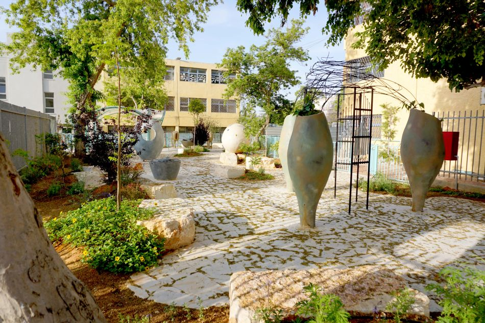 בית ספר שער האריות צילום עיריית חולון
