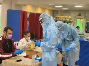 חיסון קורונה צילום דוברות עיריית ראשון לציון
