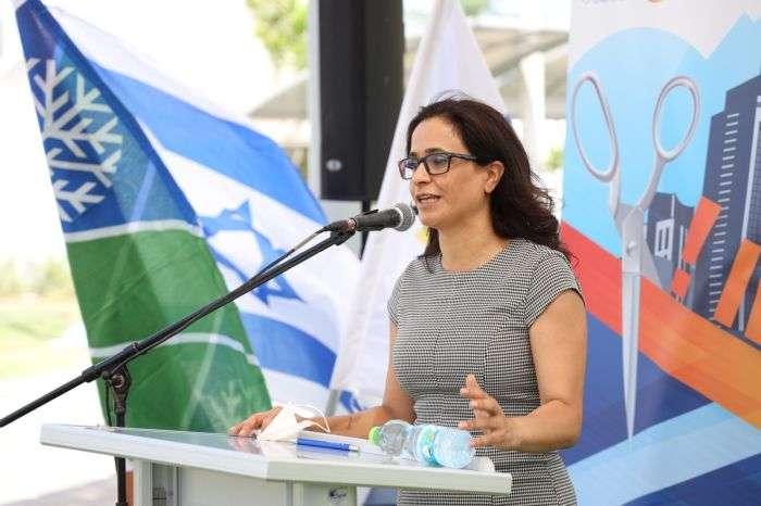 ליאת שוחט. צילום: ישראל פנחסוב