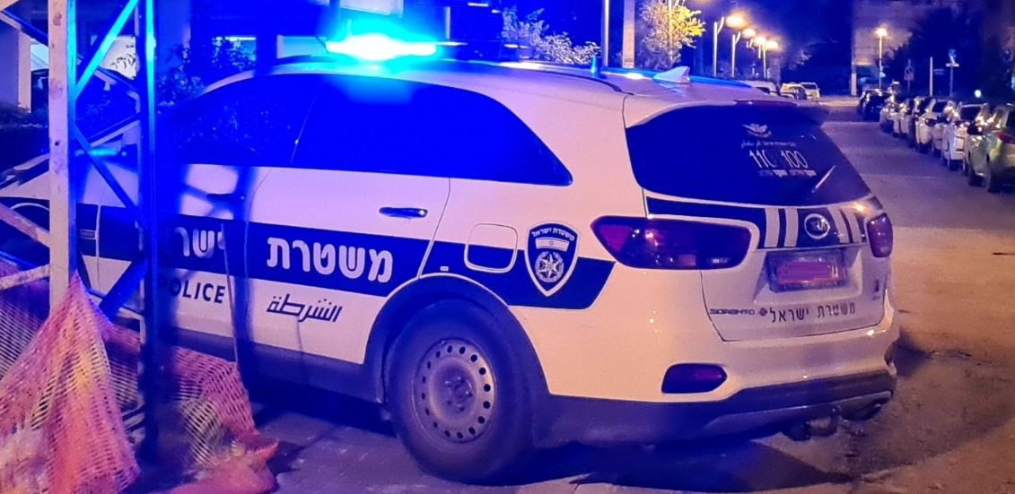 משטרה ניידת 1 צילום רועי אסף