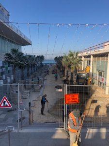 עבודות פיתוח (3) צילום דוברות עיריית בת ים