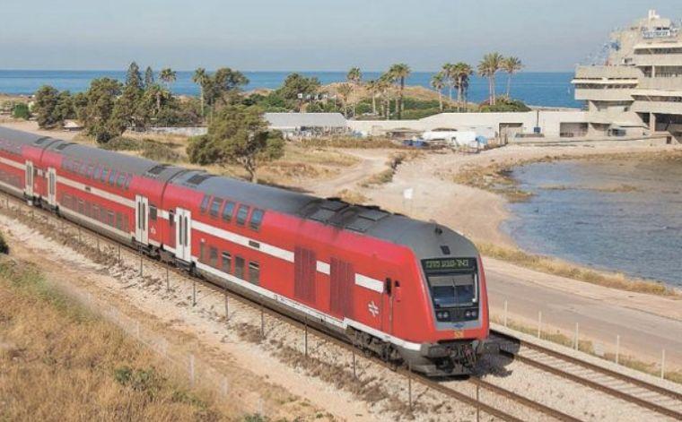 צילום דוברות רכבת ישראל