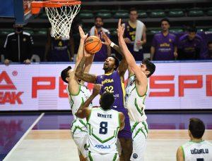 אייזיה מיילס צילום FIBA BASKETBALL