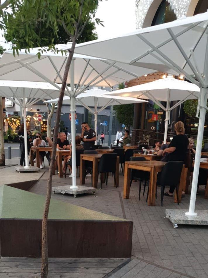 בית קפה מסעדה צילום דוברות עיריית ראשון לציון