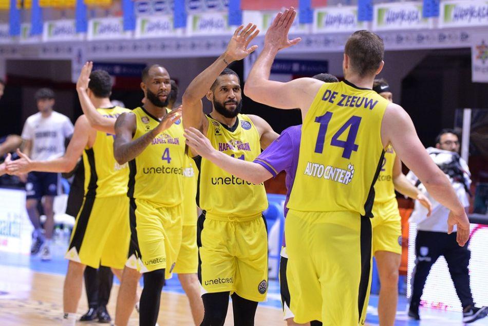 הפועל חולון סי.גיי האריס צילום FIBA BASKETBALL