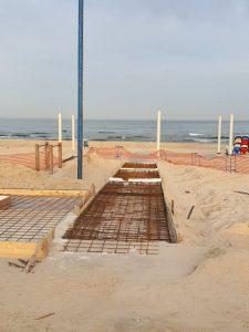 חוף ים חול צילום דוברות עיריית ראשון לציון
