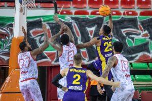 טיירוס מגי צילום FIBA BASKETBALL