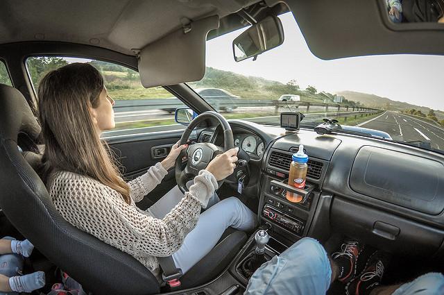 נהיגת נשים צילום עמותת אור ירוק