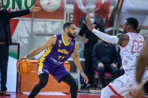 סי.גי האריס צילום FIBA BASKETBALL