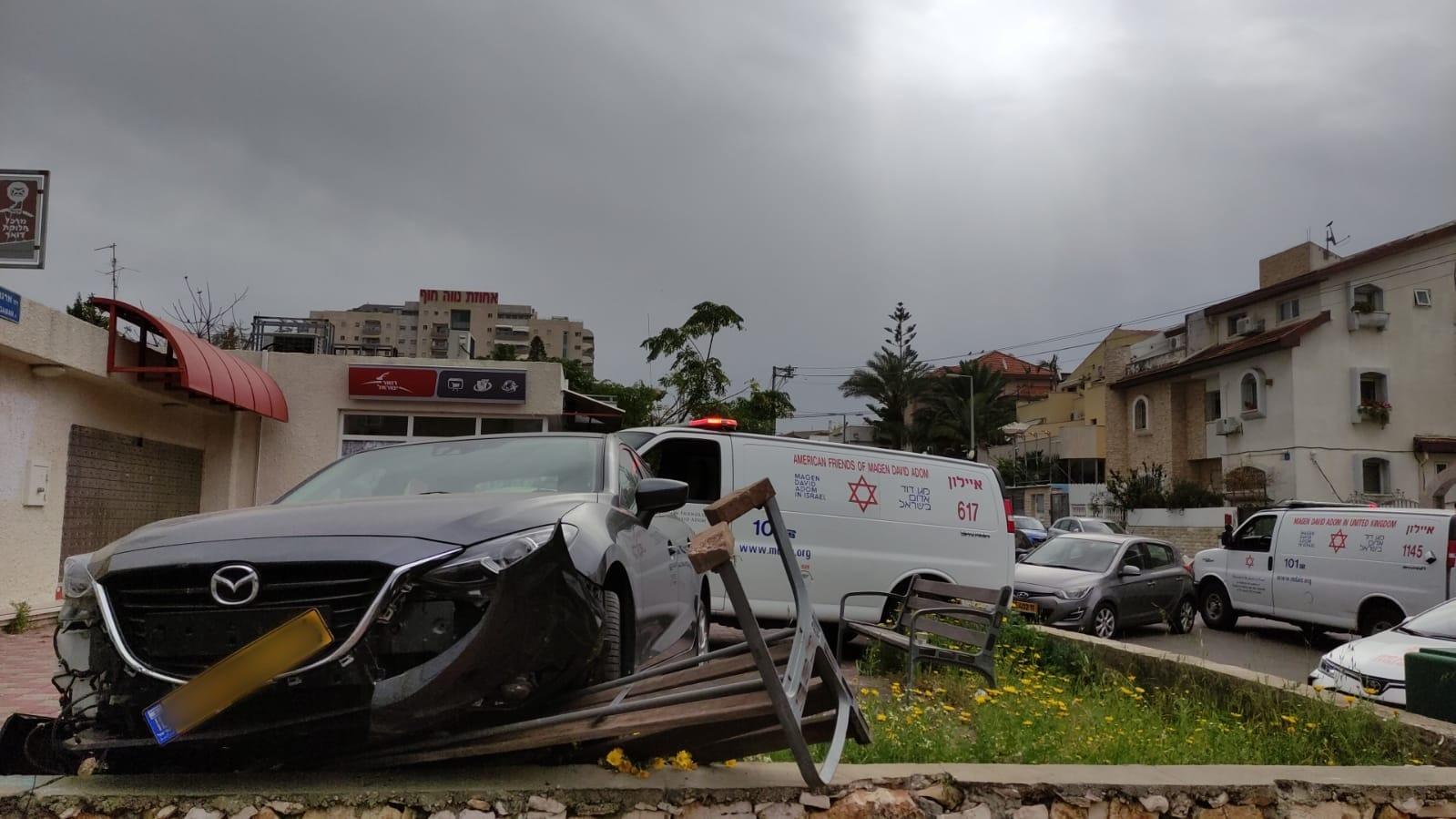 רכב תאונה אמבולנס צילום תיעוד מבצעי מדא