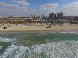 חוף ים צילום דוברות עיריית ראשון לציון 1