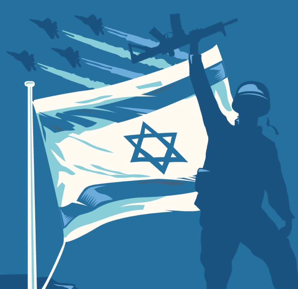 יום העצמאות דגל חייל