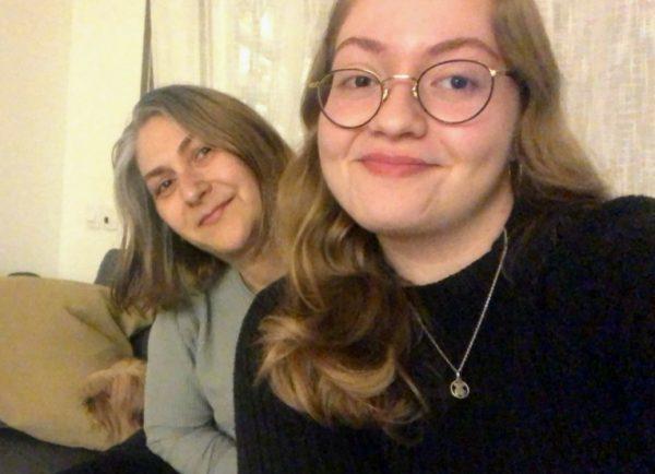 יפעת ובתה