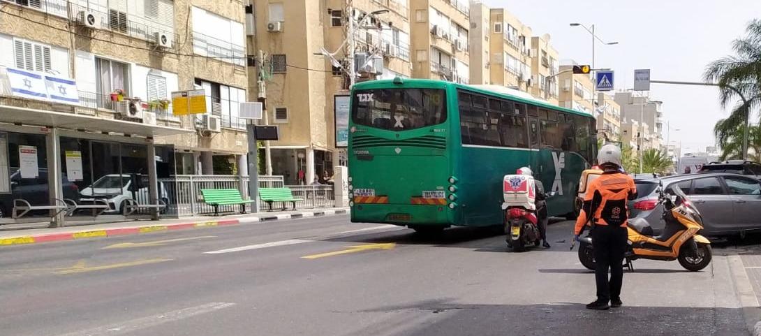 אוטובוס תאונה צילום דוברות איחוד הצלה