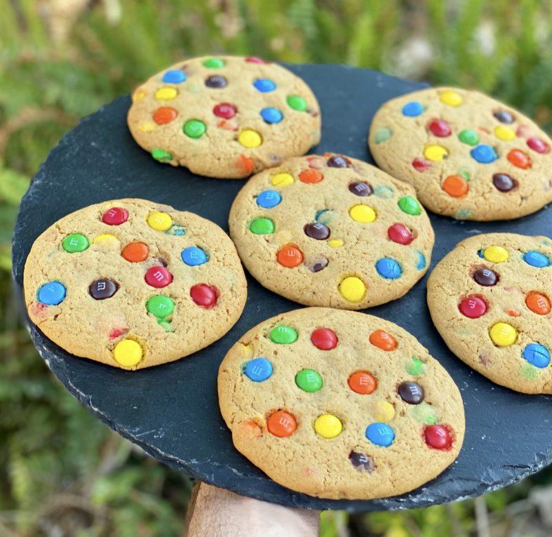 עוגיותM&M