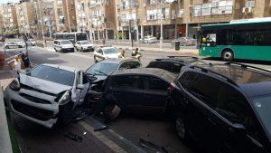 תאונה צילום דוברות משטרת ישראל