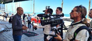 תקשורת טלוויזיה צילום סמי טהרני