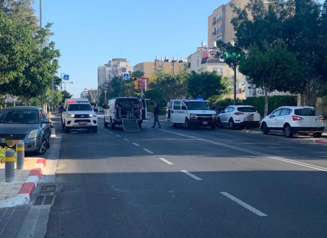 חבלן משטרה צילום דוברות משטרת ישראל